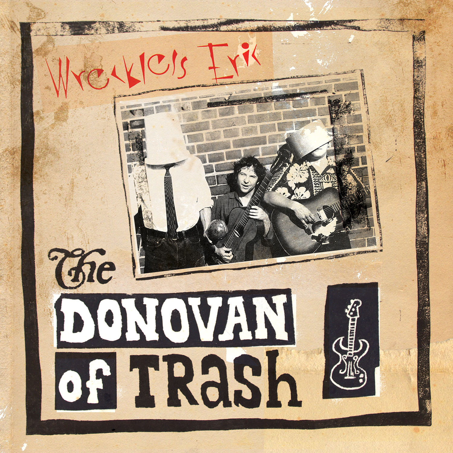 Wreckless Eric The Donovan Of Trash Lp Fire Records