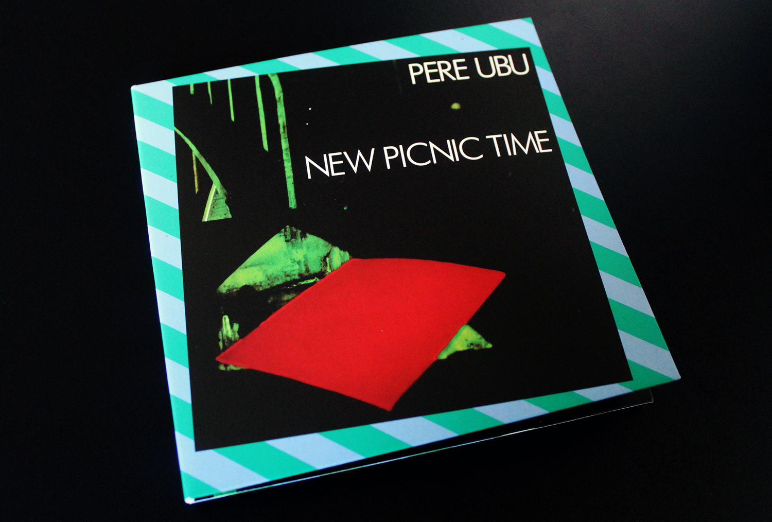 Pere Ubu New Picnic Time Cd Fire Records