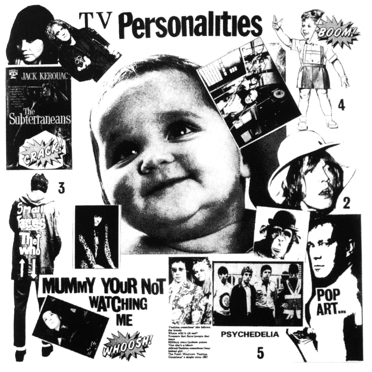 Television Personalities Mummy You Re Not Watching Me